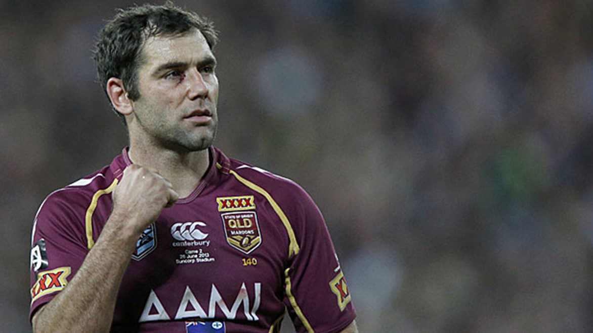 Queensland captain Cameron Smith thinks the Blues will be extra motivated in the absence of Paul Gallen.