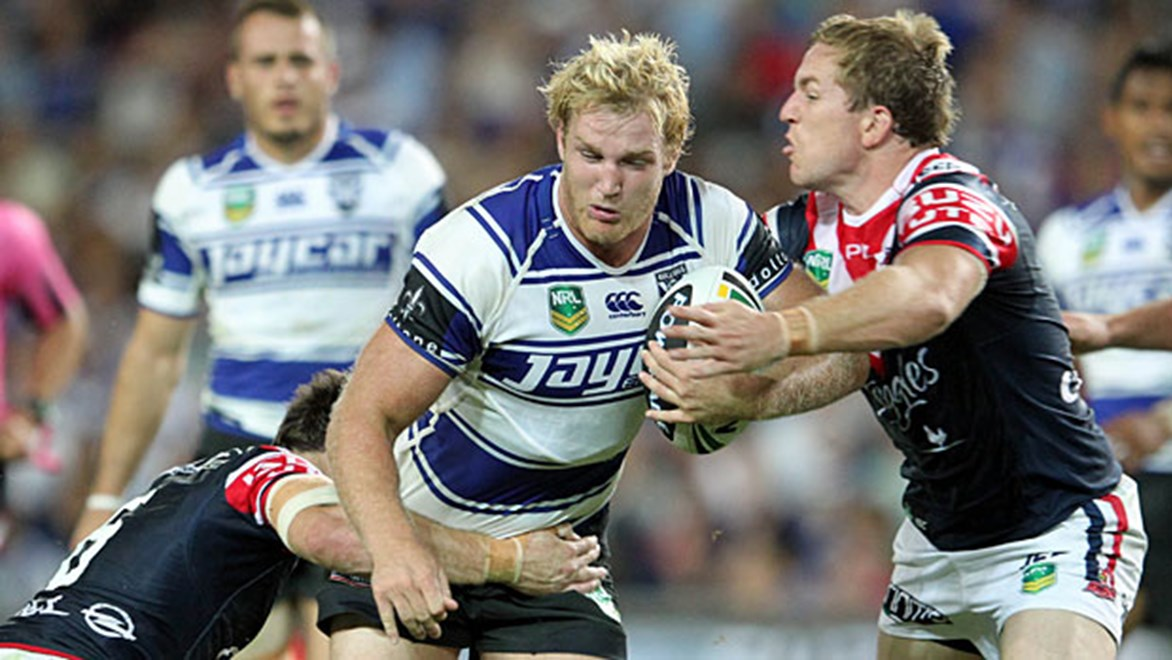 Aiden Tolman won't take the Melbourne Storm's young guns lightly