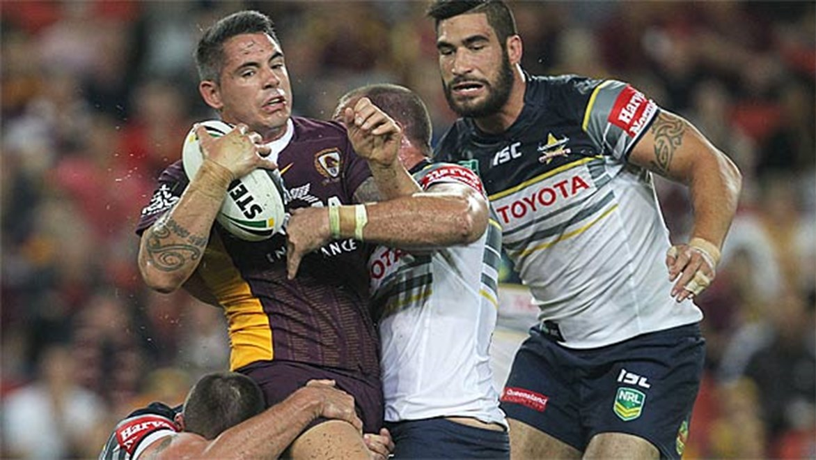 Corey Parker says it's time he and the Broncos' three other Origin stars Justin Hodges, Sam Thaiday and Matt Gillett revved their games up a gear to help the proud club make a belated charge towards the semi-finals.