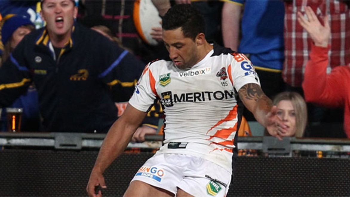 Rugby league great Brad Fittler has slammed Benji Marshall's Auckland Blues video.