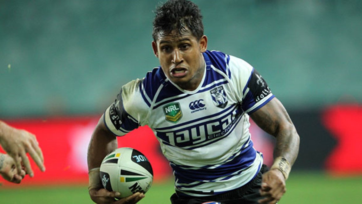 Ben Barba is one of three players whose futures at their clubs remain up in the air despite their being contracted for at least season 2014.