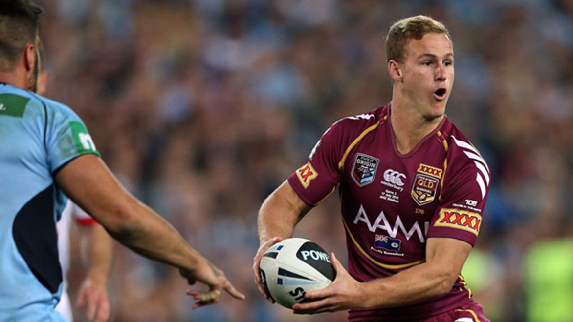 Manly halfback Daly Cherry-Evans says it's naive to think he didn't grow as a footballer while rooming with Cooper Cronk during this year's State of Origin series.