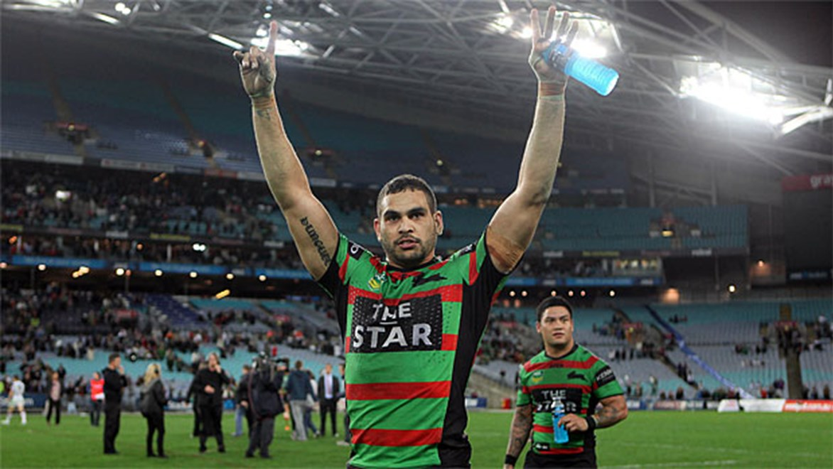South Sydney will host a Preliminary Final at ANZ Stadium on Friday night.