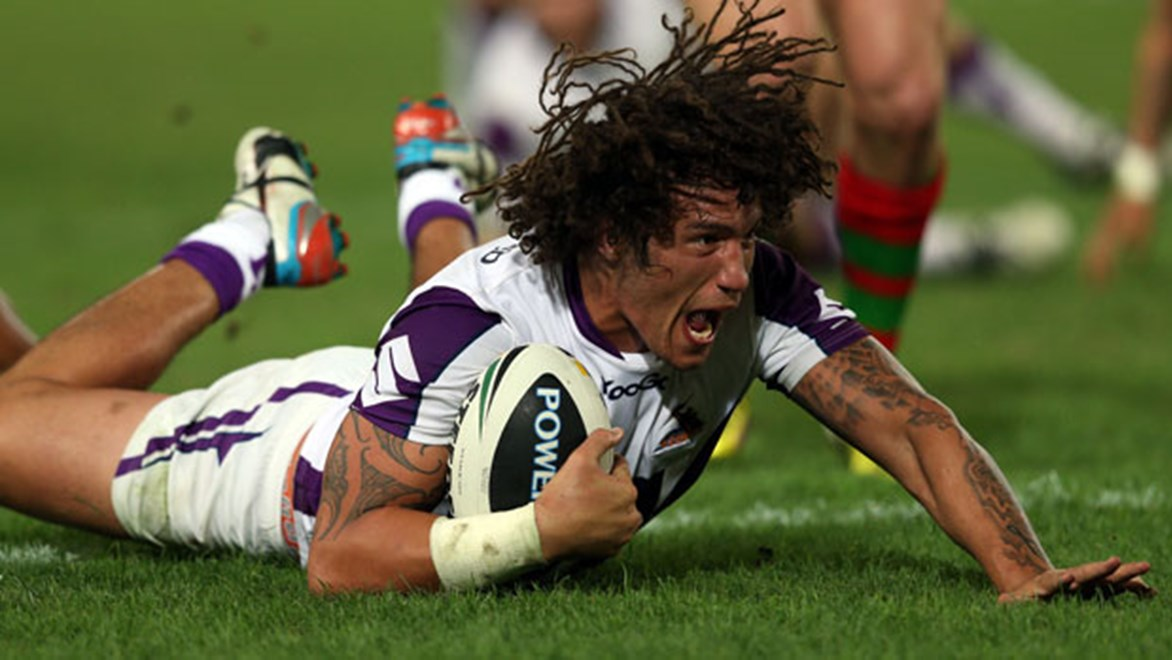 Kevin Proctor promises fans will see a passionate Melbourne side when they take on the Knights on Saturday.