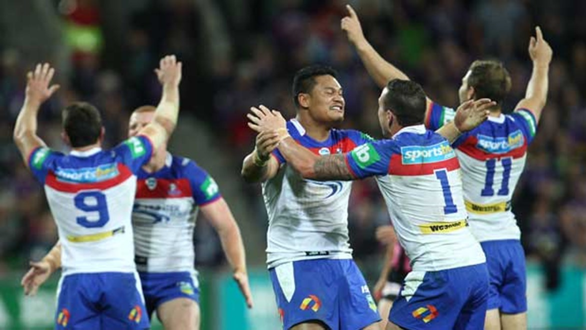 The Newcastle Knights have been one of the feelgood stories of the NRL in 2013 - but can they keep their dream run alive?