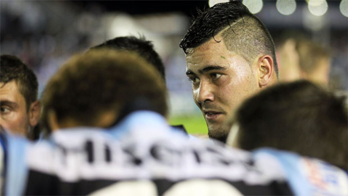 Andrew Fifita is primed to take on the Burgess boys and England in Australia's World Cup opener.