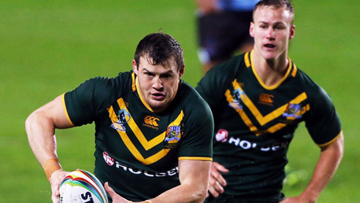 The Morris brothers and Daly Cherry-Evans are among the players aiming to secure a first-team Kangaroos spot with a big performance against Ireland.