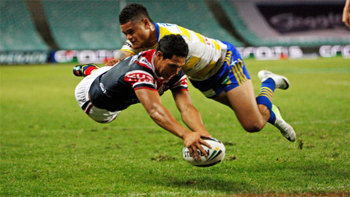 Sydney Roosters and New Zealand young gun Roger Tuivasa-Sheck is one of the NRL's most promising young talents.