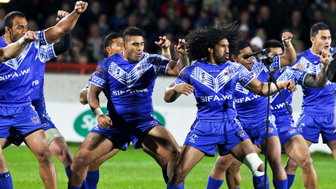 Samoa will start as narrow favourites against Fiji in the best match of the quarter-finals.