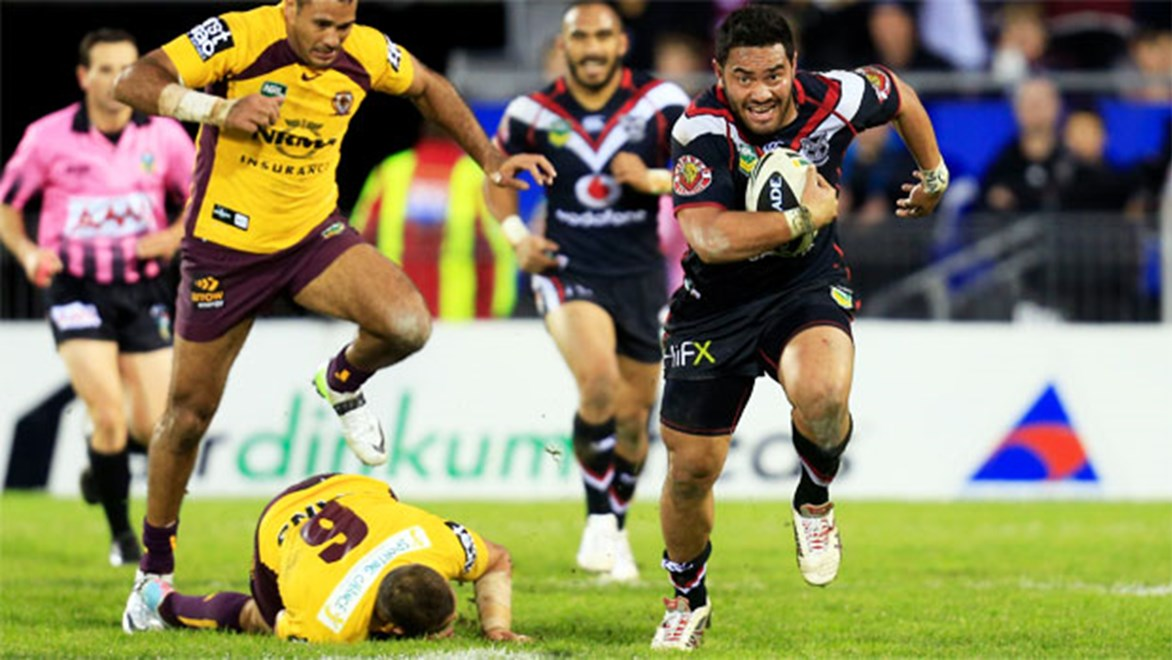 After a mixed 2012 campaign, Konrad Hurrell showed just what he could do last season.