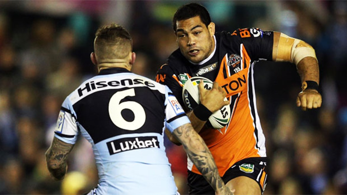 The Tigers will love to bring down the Sharks next season, with a host of ex-Wests players having been snapped up by Cronulla in recent years.