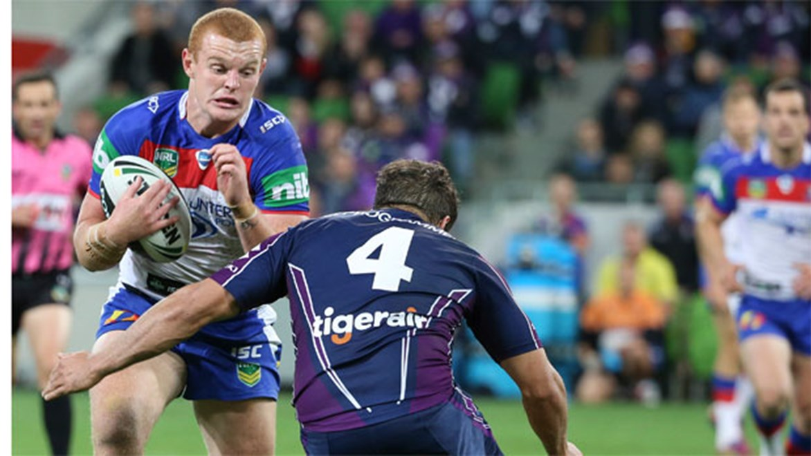 Knights backrower Alex McKinnon is hoping team continuity helps the side to greater heights in 2014.