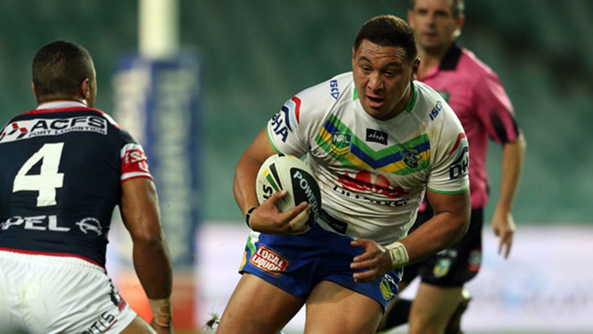 Josh Papalii has pledged his full support to new Canberra coach Ricky Stuart