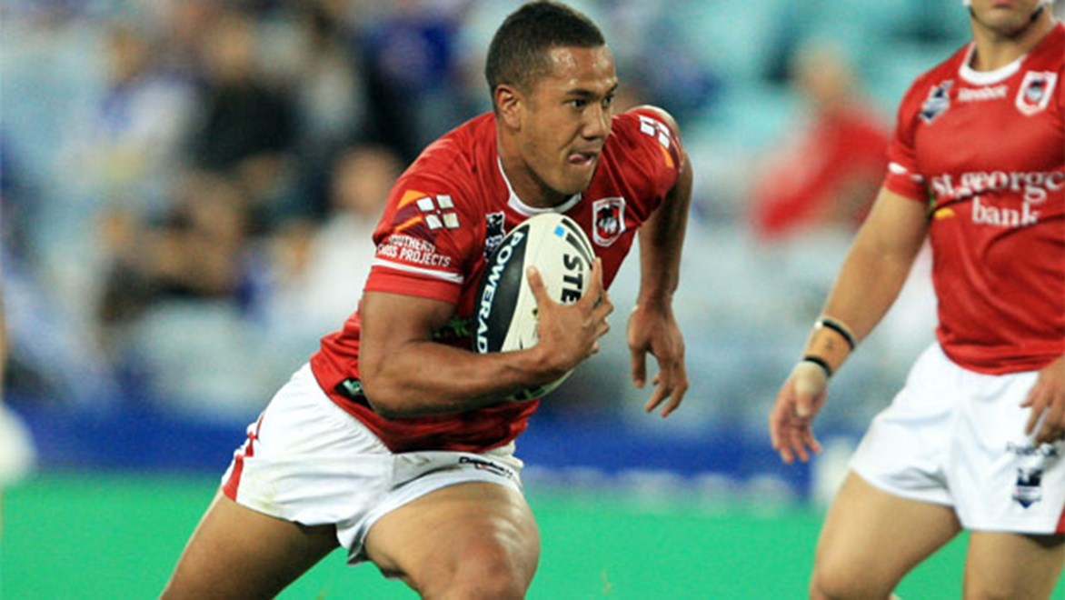 Kyle Stanley could be an option in the halves or at centre for the Dragons in 2014.