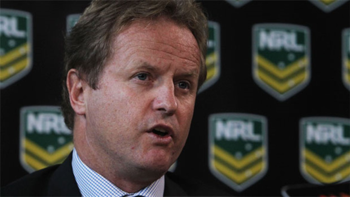 Chief executive Dave Smith has announced a stiff penalty for the Cronulla Sharks club.