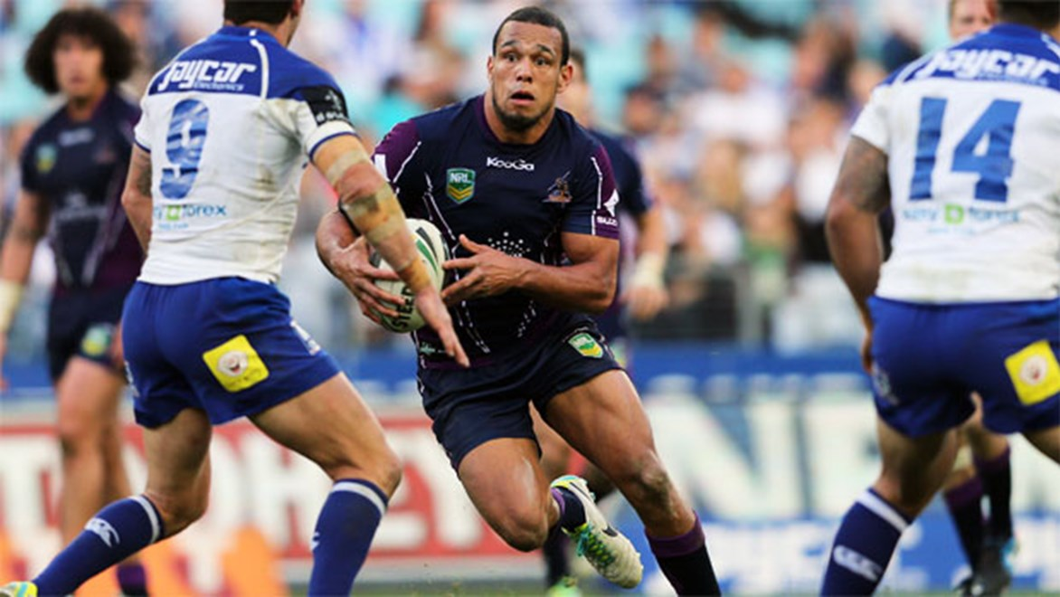 Will Chambers is arguably the best NRL player yet to play rep rugby league.
