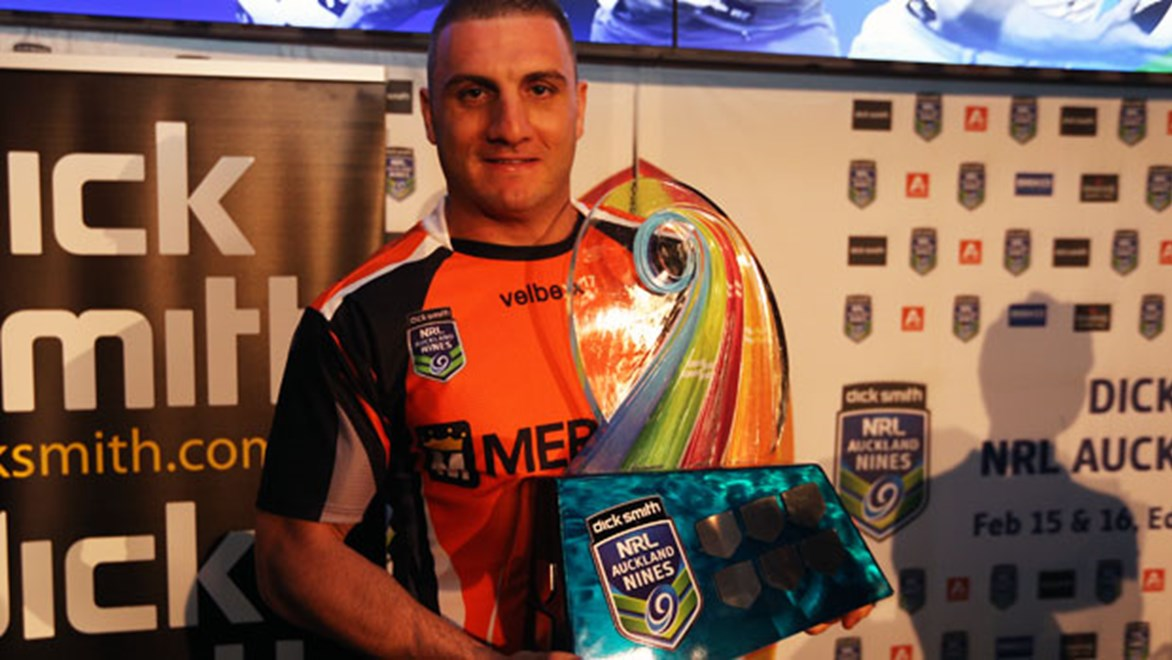 Wests Tigers skipper Robbie Farah predicts the likes of Pat Richards, Marika Koroibete and David Nofoaluma to excel at the Auckland Nines.