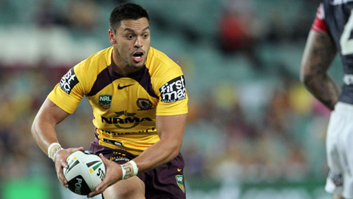 Alex Glenn has praised the new vibe around the Broncos after his first training session of the year.