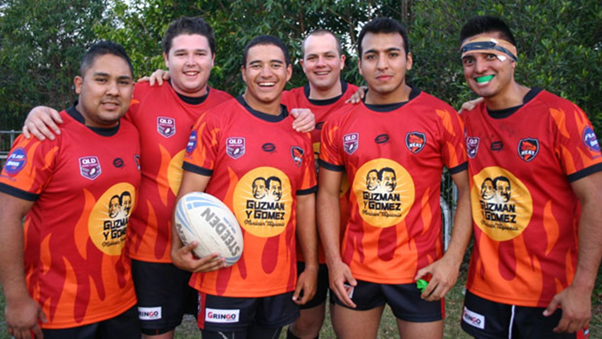 The Latin Heat will play their first full game of rugby league against the Philippines on Saturday night.