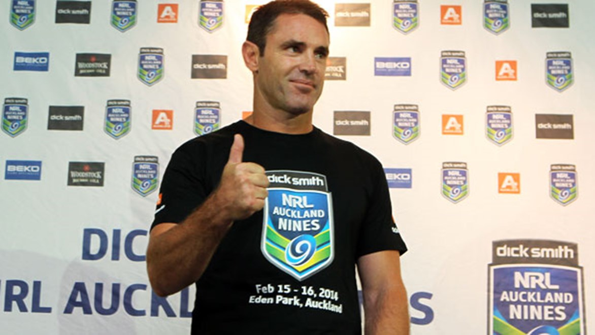 Brad Fittler has been officially cleared to play in the Dick Smith NRL Auckland Nines.