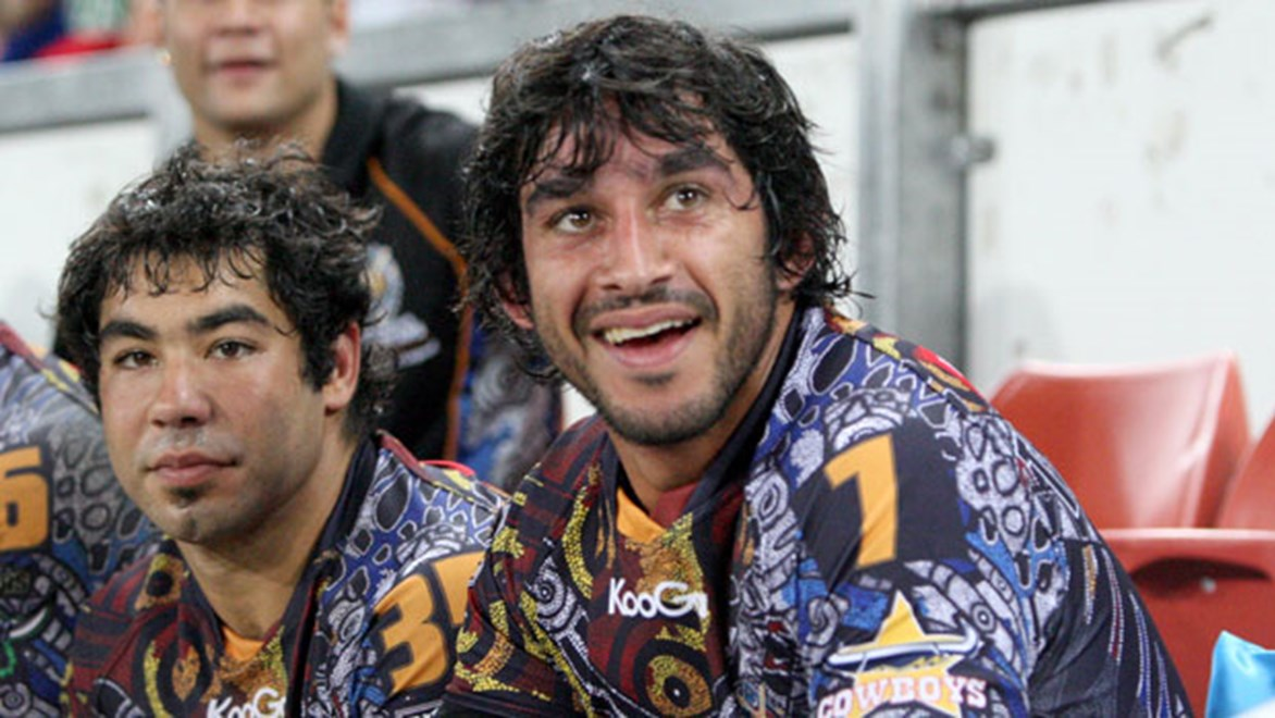 Indigenous All Stars captain Johnathan Thurston believes the NRL should consider using the NFL's Pro Bowl format for the All Stars game.