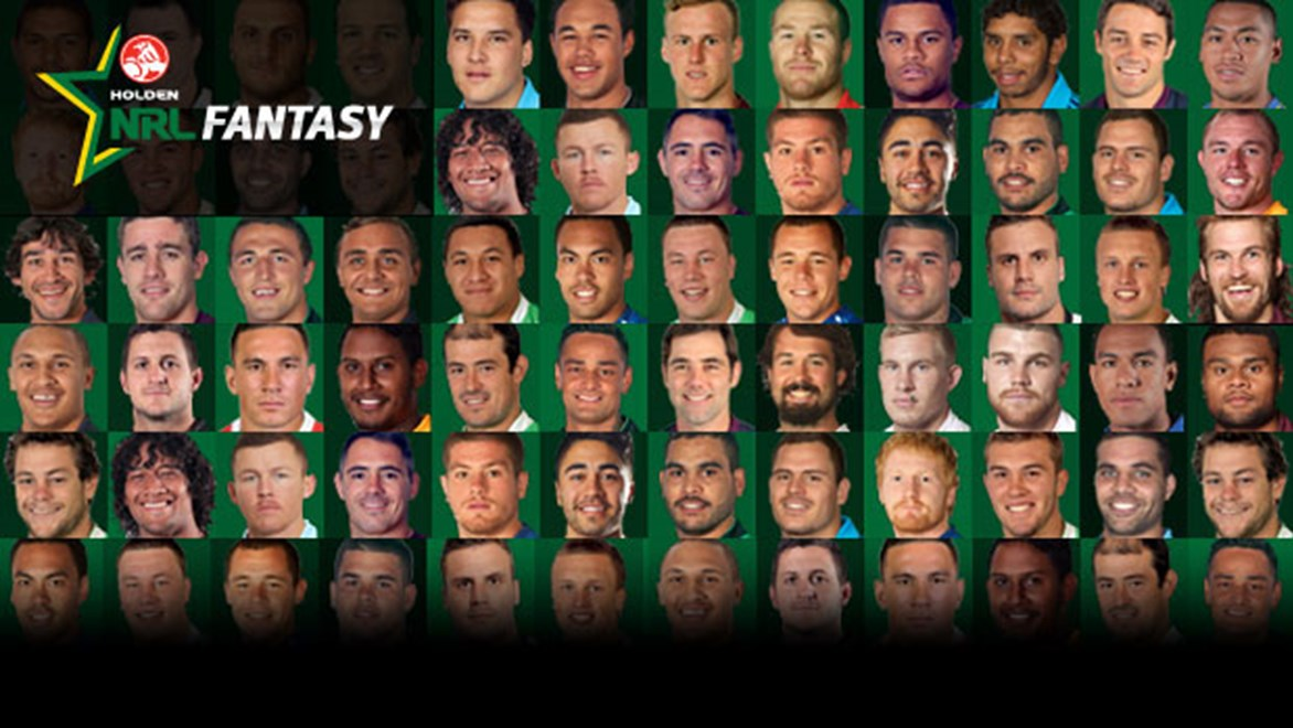 Show you know your footy and take on your mates in Holden NRL Fantasy.