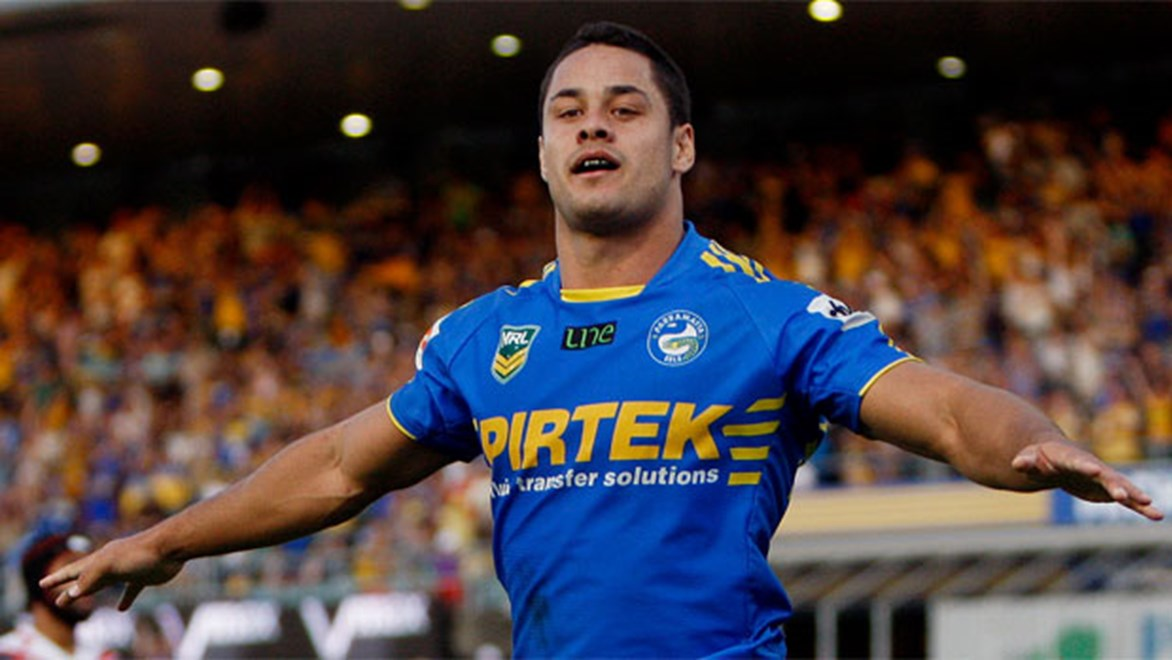 Will the Hayne Plane fly again in 2014, or will the Eels contend for the wooden spoon once more? Copyright: Renee McKay/NRL Photos.