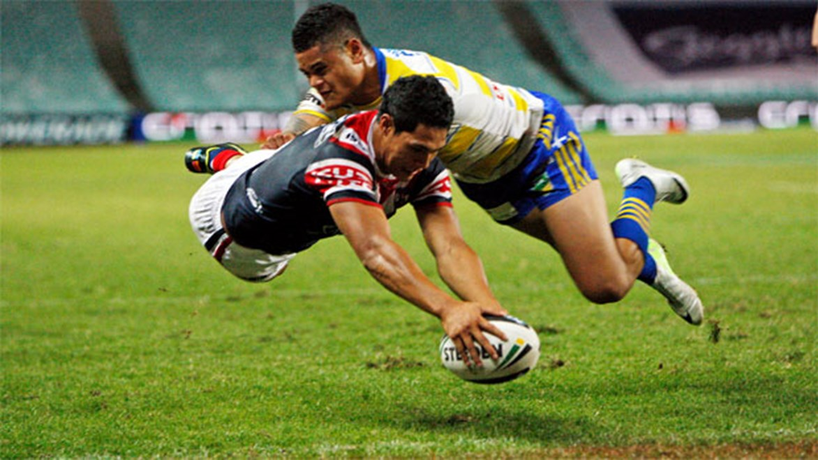Will brilliant youngster Roger Tuivasa-Sheck take his game to another level following his breakout debut season? Copyright Renee McKay/NRL Photos.