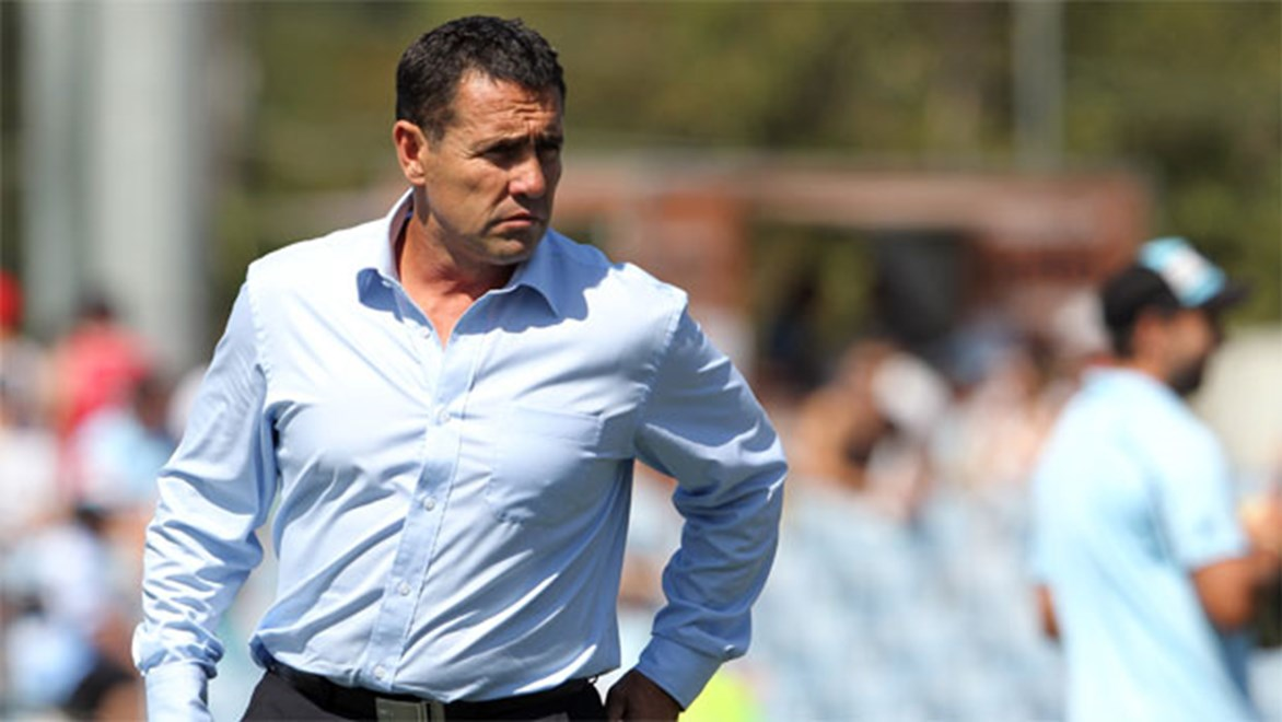 The NRL has stood by its penalty against banned Sharks coach Shane Flanagan.