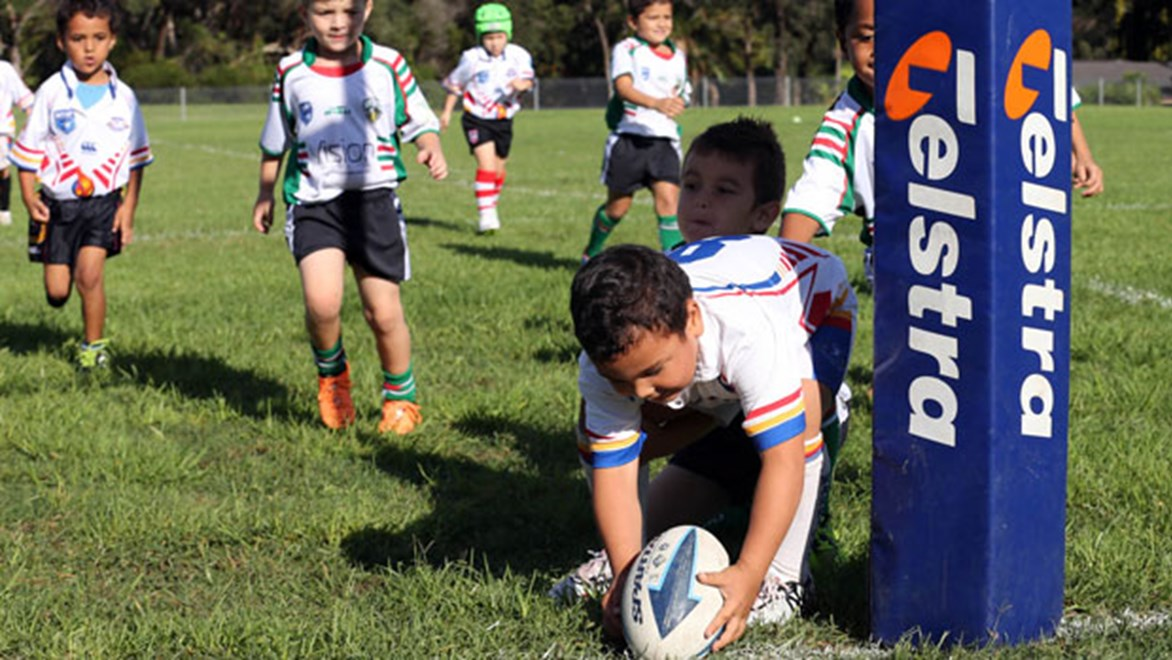 The NSW Government and the NRL are creating a $2 million fund for grassroots rugby league.