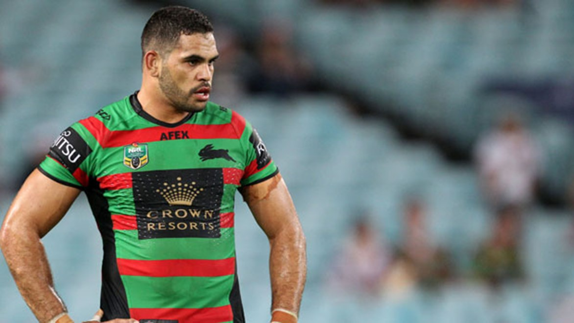 Greg Inglis supports the NRL's tough stance against homophobia. Copyright: Col Whelan/NRL Photos.