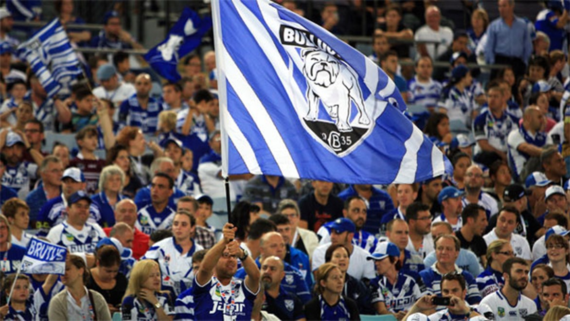 The Canterbury-Bankstown Bulldogs continue to be one of the strongest clubs in the NRL. Copyright: Colin Whelan/NRL Photos.