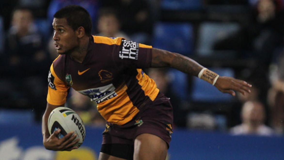Ben Barba gave glimpses of his electrifying best as the Broncos easily accounted for Newcastle 32-6 on Friday night.