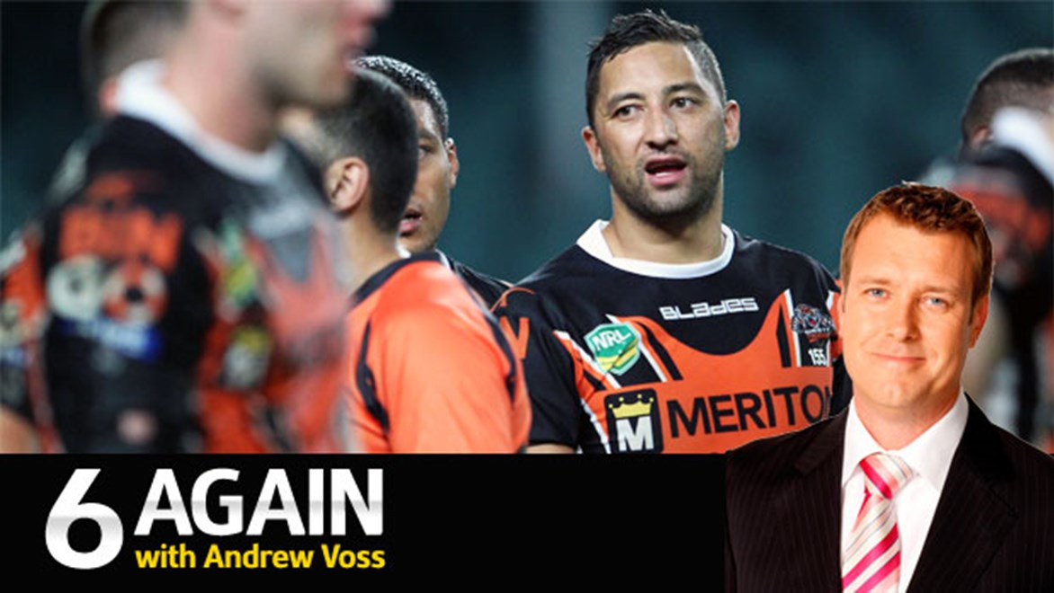 Can one-time superstar Benji Marshall match the heights of his first run in the NRL with the Wests Tigers?