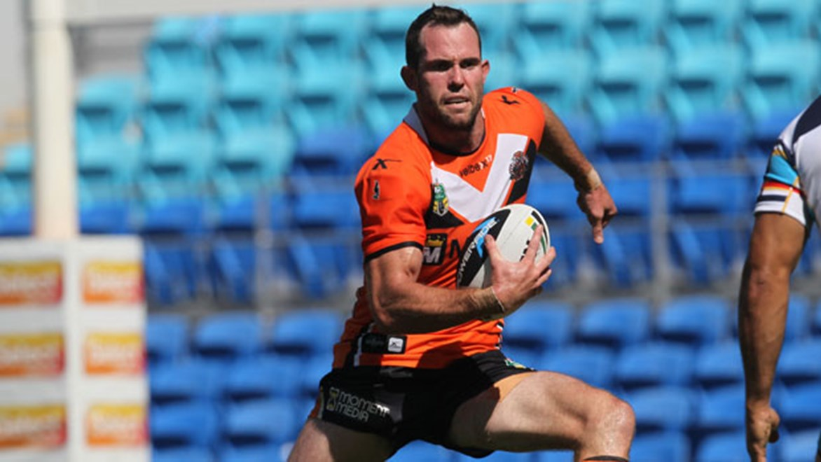 Wests Tigers sharpshooter Pat Richards has returned to the club this season from the Super League with a mission to impress the Tigers faithful, this week's task: the Titans.
