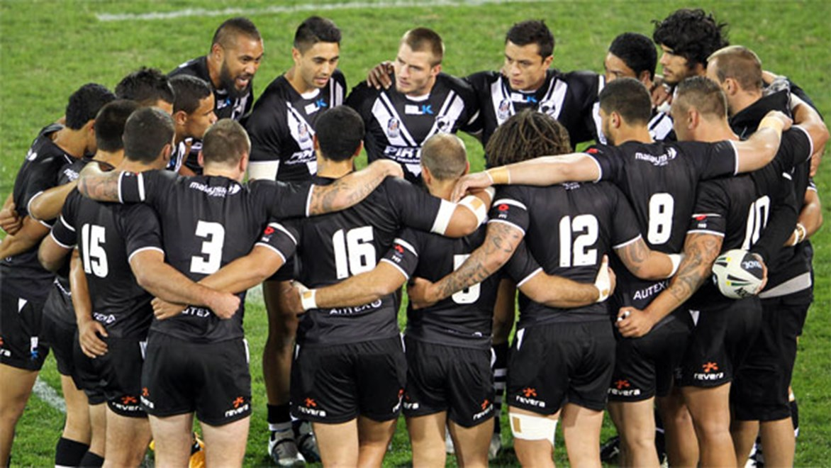 Injuries mean there will be plenty of new faces in this year's Kiwis team for the mid-year Test against Australia.