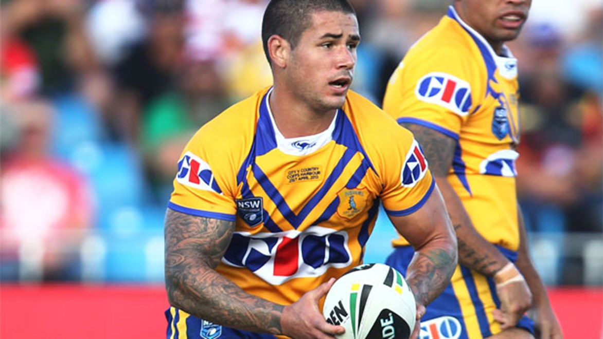 Nathan Peats is a genuine chance of playing his way into a Blues jersey after some standout performances for Parramatta this season.