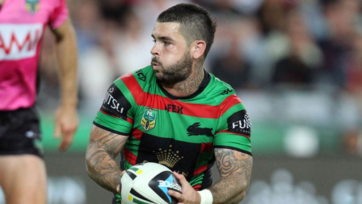 South Sydney halfback Adam Reynolds, along with several other teammates, cannot wait to step out onto Suncorp Stadium on Friday night and play on Anzac Day.