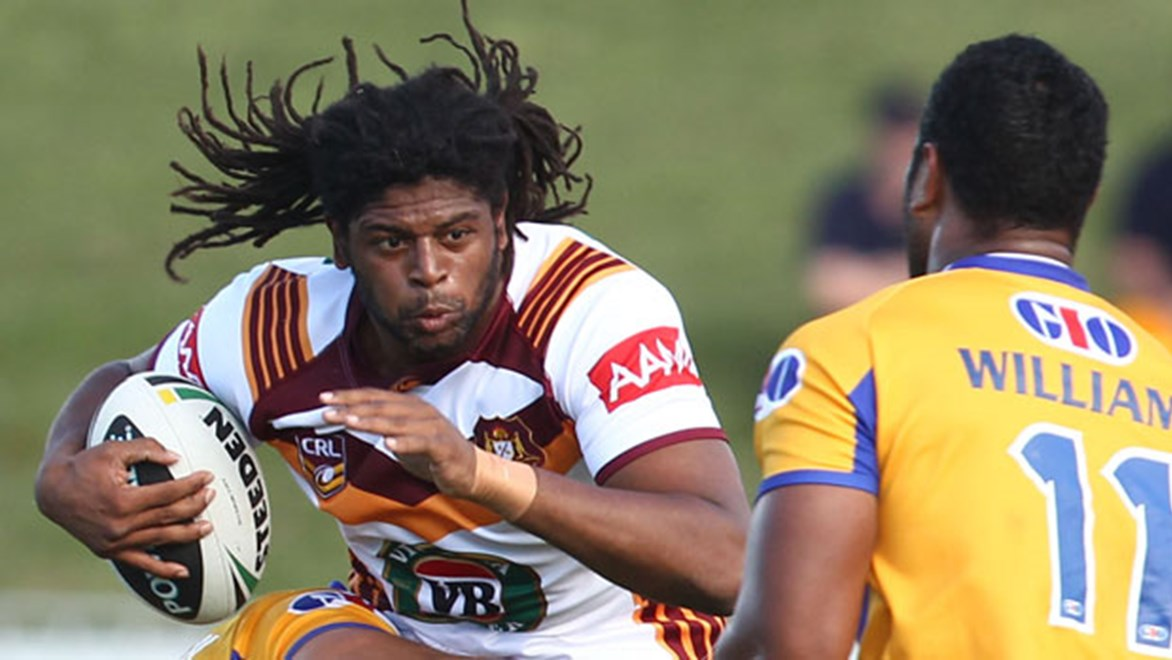 Giant Panthers centre Jamal Idris has been selected for the Country Origin team and will hope to again crack the NSW side.