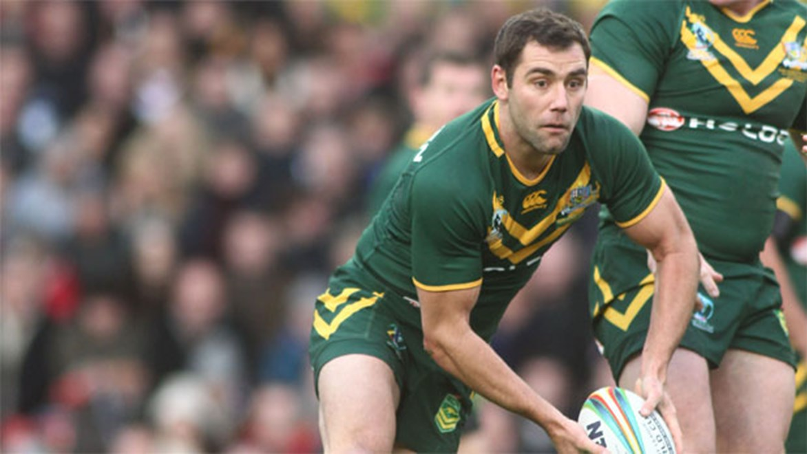 The Kangaroos play their first Test at Allianz Stadium since 2008.