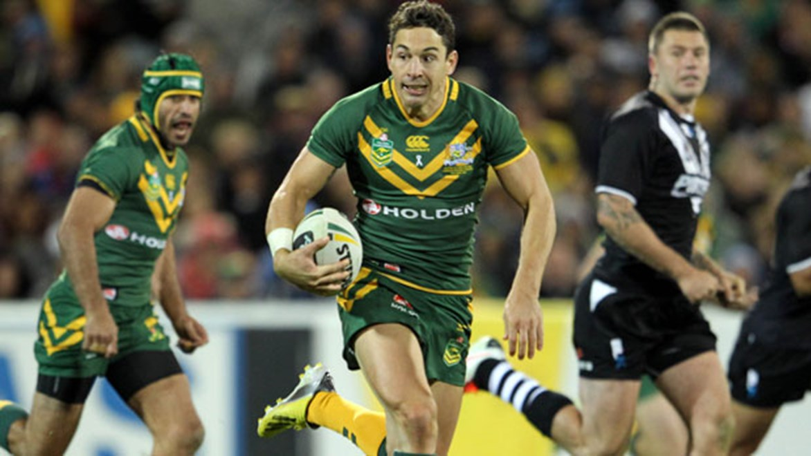 Billy Slater and Johnathan Thurston are but two reasons the Kiwis will struggle to win their first mid-season Test since 1998.