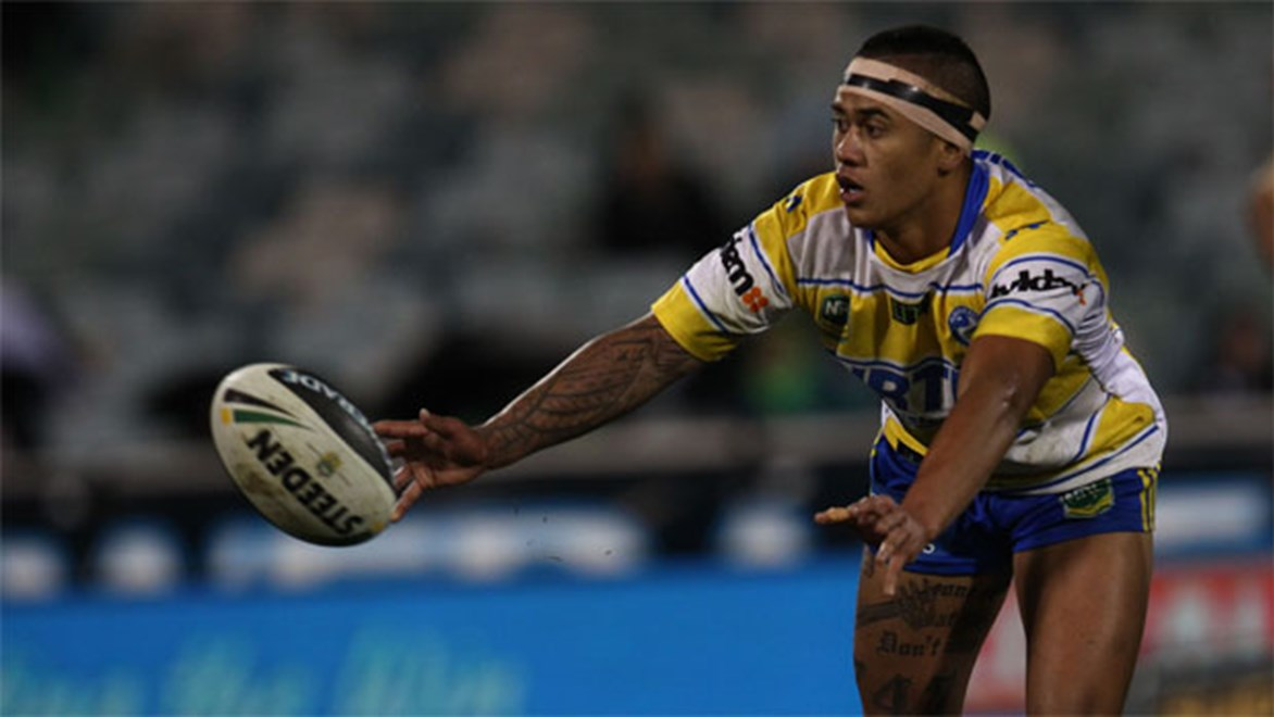 NSW -20s Origin hooker Kaysa Pritchard could have played for Samoa on Saturday night.