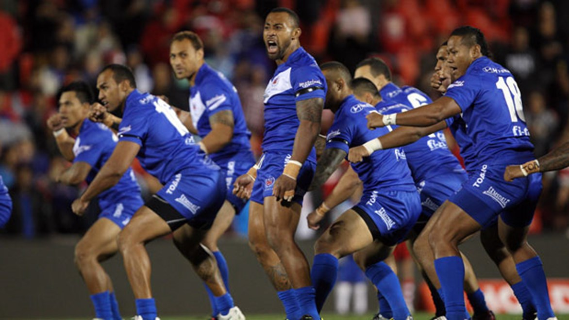 Experienced players such as Roy Asotasi may be missing but David Fa'alogo has faith in the fresh faces Samoa will unveil on Saturday night.