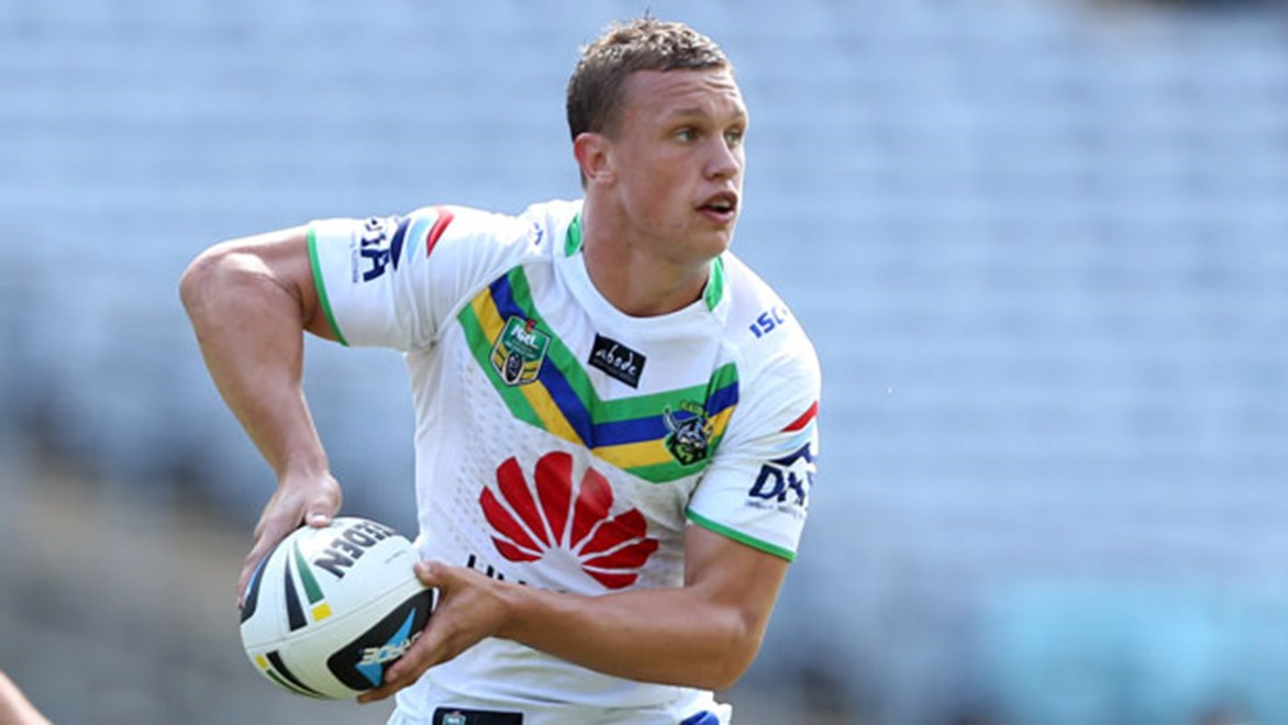 Orange product Jack Wighton knows first-hand the impact of top level games in regional areas.