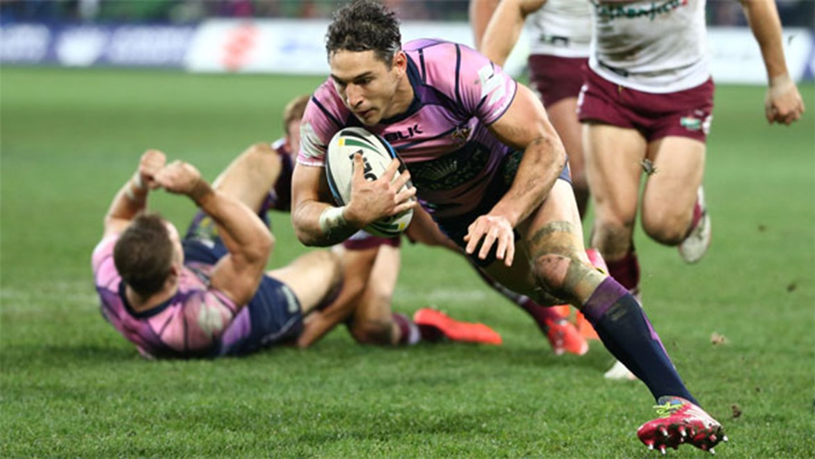 Billy Slater admits age is starting to catch up with his 30-year-old body.