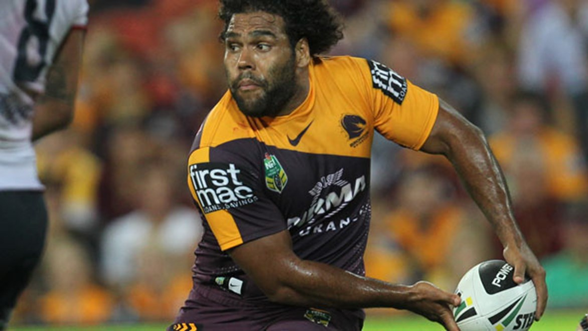 Broncos back-rower Sam Thaiday says the Titans will miss Greg Bird in the South-East Queensland derby on Friday night.