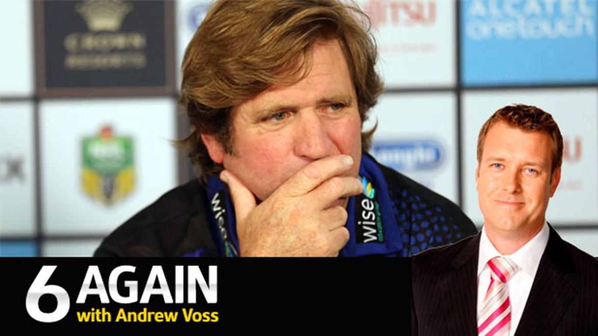 Man with the plan: Des Hasler is a master of flying under the radar and his Bulldogs could surprise everyone this season.