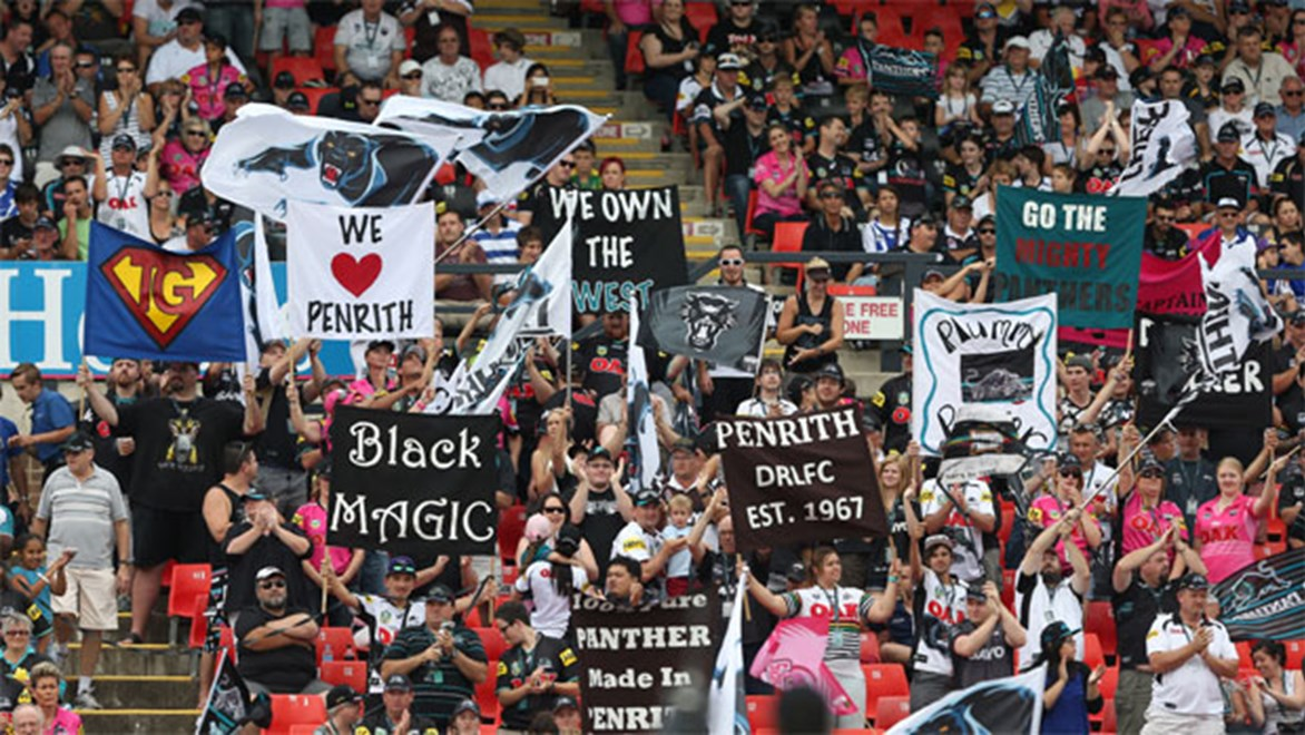 Penrith have had the biggest percentage increase in members in 2014.