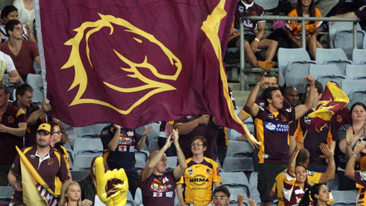 Broncos CEO Paul White says that membership is at the core of the organisation's business plan, with a target of 30,000 members in 2014.
