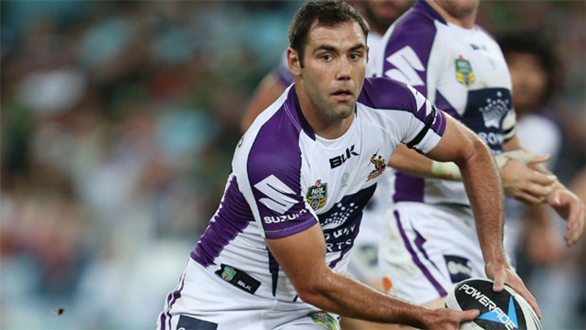 Storm skipper Cameron Smith is relieved the side racked up a vital win ahead of their Round 11 bye.
